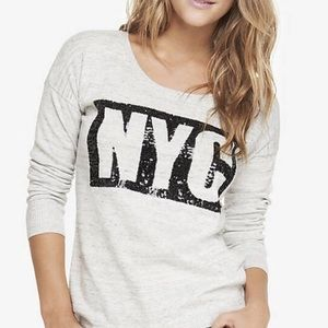 Express NYC Sweater